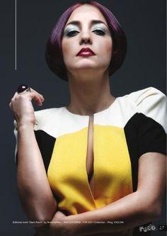 Ana Locking Interview - RUDE Magazine: www.rude-magazine.com/lastissue