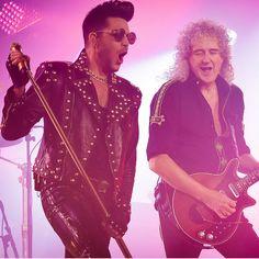 Queen's Brian May, Adam Lambert, Roger Taylor talk an amazing new tour