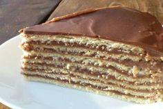 Ovaj recept prenosi se s generacije na generaciju. Rajska pita je mekana, prhka i sočna, zato nije čudno da je mnogi jednostavno obožavaju. Sastojci: Za kore: ▪ 300 g brašna ▪ 100 g šećera ▪ 1 jaje ▪ 80 g svinjske masti ▪ 1 prašak za pecivo ▪ 3 žlice kiselog vrhnja Za kremu: ▪… Easy Desserts, Delicious Desserts, Croation Recipes, Slovenian Food, Cookie Recipes, Dessert Recipes, Kolaci I Torte, Serbian Recipes, Torte Cake