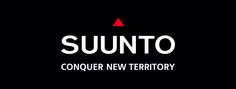 Suunto Conquer New Territory Logo in black