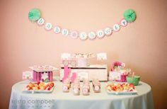 The cutest baby shower my little cousins