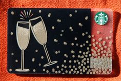 Cheers! #StarbucksCard