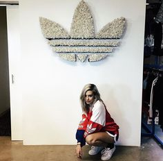 ahh thanks for hooking me up 😍 Amanda Steele, Adidas Models, Urban Outfits, Woman Crush, Fitness Fashion, Celebrity Style, Instagram, Style Inspiration, Stylish