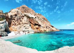 Ikaria, Greece - residents enjoy some of the longest and healthiest lives in the world