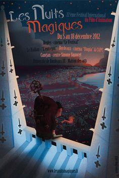 Les nuits magiques : festival du film d'animation - Bègles