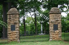 Fayetteville AR -- Confederate Cemeteries • Civil War Monuments Of The South • 30K+