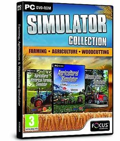 #Farming agriculture and #woodcutting simulator #triple pack (pc dvd),  View more on the LINK: 	http://www.zeppy.io/product/gb/2/112163048938/