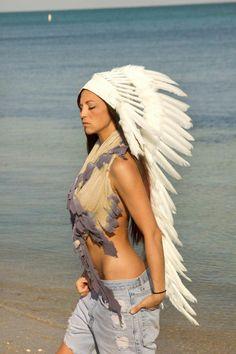 Tribull Unisex Scarf in Tan Ombre. #tribull #tribullscarves #scarf #love #fashion #ombre #tan #unisex #bohemian #tribal