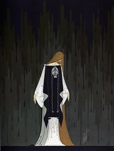Erté illustration