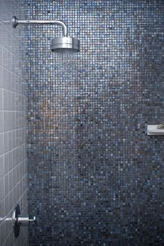 great idea.  less expensive tiles on side walls and the splashy stuff on the back wall of the shower.