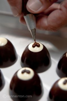 how to decorate truffles - Google Search
