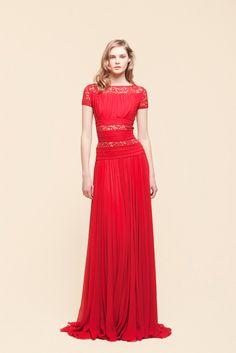 Elie Saab Resort 2012 Fashion Show Collection