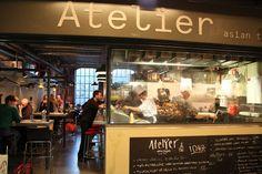 Atelier Asian Tapas, Mathallen Oslo
