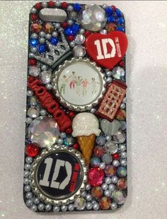 One+Direction+iPhone+5+Case+by+Glitteryjem+on+Etsy,+$42.00