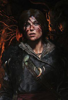 Rise of The Tomb Raider Fantasy, Game Art, Character Inspiration, Hunter, Rise Of The Tomb, Tomb Raider Lara Croft, Image, Tomb Raider Game, Art