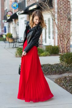 Pleated Maxi Dress # Blonde Book Trends Of Winter Apparel Dress Pleated Maxi Dresses Maxi Dress How To Wear Maxi Dress 2015 Maxi Dress Where To Get Maxi Dress How To Style Dress Outfits, Fall Outfits, Dress Shoes, Valentine Shirts, Valentines, Moda Casual, Casual Chic, Valentine's Day Outfit, Outfit Ideas