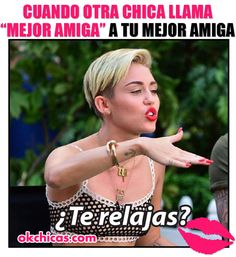 mujer rubia con mano y esmalte rojo Funny Spanish Memes, Spanish Humor, Funny Jokes, Hilarious, Funny Images, Funny Photos, Lol, Best Friends Forever, Bffs