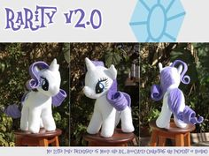 Como hacer un peluche de my Little pony con moldes02