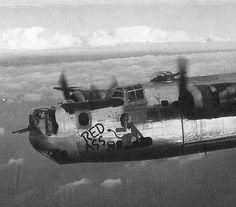 B-24 Liberator - Red Ass