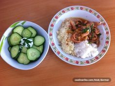 kombinacija kus kusa i riže za sve one koji ne znaju što je kus kus da se lakše odluče probati!