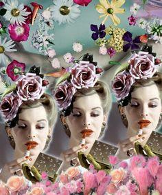 Make up created with Bazaart by Akira Hashiguchi