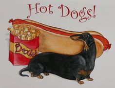 Hot dog.....