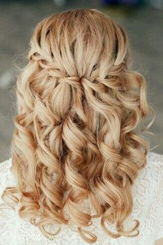 Hair do for brides maids