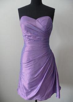A-Line Knee-Length Sweetheart #Bridesmaid #Dress Style Code: 05168 $74