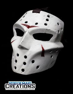Limited Edition Friday the 13th Casey Jones by RobDeMaioCreations