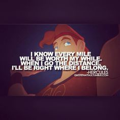 Disney never fails to cheer me up.