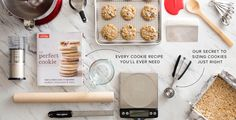 Make Perfect Cookies with These Test Kitchen Favorites