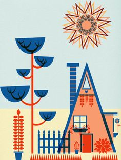 A-Frame by Patrick Hruby - Patrick Draws Things