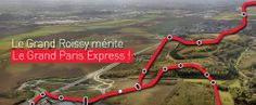 Association du Grand Roissy : lancement de la pétition en ligne pour le Grand Paris Express