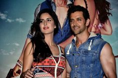 During chat with media, Katrina said she enjoyed dancing more with #Hrithik than her ex beau Salman Khan, current #RanbirKapoor and her close friend Akshay Kumar. #bangbang #movie