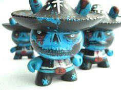 SpankyStokes.com | Vinyl Toys, Art, Culture, & Everything Inbetween: Most Wanted Reveals: Ryan the Wheelbarrow, Frank Mysterio & RunDMB!