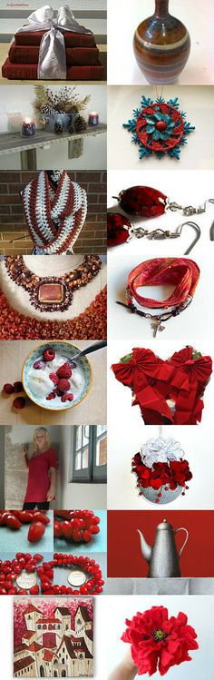 Red Velvet Cake by Carla on Etsy--Pinned with TreasuryPin.com