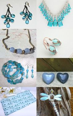 Blue Skies                by Bill and Shirley McAllister on Etsy--Pinned with TreasuryPin.com