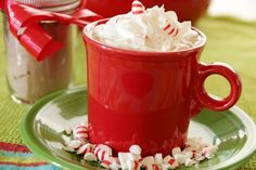 chocolate coffee mix. great idea for a homemade holiday gift for the coffee & chocolate lovers