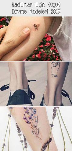 Small tattoo models for women 2019 - charming women #pop ...- Kadınlar İçin Küçük Dövme Modelleri 2019 – Alımlı Kadın #populartatt…  Small tattoo models for women 2019 – charming woman #populartattoosymbols #populartattoofor financing #populartattootrends    -#beautifultattooforwomen #feathertattooforwomen #ribtattooforwomen #tattooforwomenmeaningful #tigertattooforwomen Small Tattoos, Cool Tattoos, Popular Tattoos, Tattoo Models, Tattoos For Women, Petite Tattoos, Small Tattoo, Female Tattoos, Coolest Tattoo