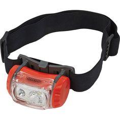 Ironton LED Headlamp — 180 Lumens, IPX-4 Rated, Model# PHM0M3A036