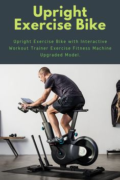 The 10 Best Upright Exercise Bike - 2020 Upright Exercise Bike, Upright Bike, Workout Machines, Fun Workouts, Trainers, Spinning, Fitness, Tennis, Hand Spinning