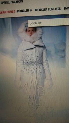 White Crystal Coat