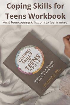 Coping Skills for Teens Workbook - Freyja