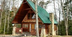 Nature Lovers' Cozy Cabin for Enjoying the Winter Splendors of the Smoky Mountains