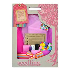 Create Your Own Designer Tutu : Teich Toys & Books Best Birthday Gifts, Creative Play, Imaginative Play, Layout Inspiration, Craft Kits, Design Your Own, Gifts For Kids, Tutu, Create Your Own