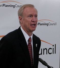 The Cruel Politics of One GOP Governor's Agenda to Fleece the Public - While he's generating national headlines by trash talking unions, he is quietly taking a scalpel to every important social program in the state... Rauner is methodically manufacturing an economic crisis for his state, one that will let him do what he has long been set on doing: shrink the govt and squeeze the 99%.