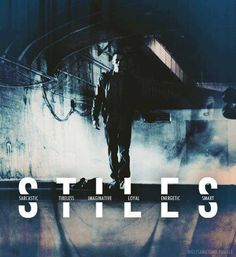 Stiles Teen Wolf, fan made