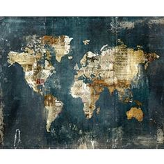 Accurate 3d topographic relief carving of the world feel the world newsprint stamps and sheet music blend into the world map of zoey rileys away we go gumiabroncs Choice Image