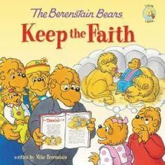 The Berenstain Bears Keep the Faith (Berenstain Bears/Living Lights) by Mike Berenstain, http://www.amazon.com/dp/0310734770/ref=cm_sw_r_pi_dp_qol3sb0HF361N