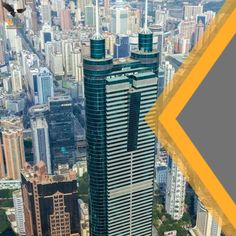 The Shun Hing Square Tower in Shenzen currently holds the record cor China's largest all-steel building. The tower was amazingly constructed at a pace of four floors every day!